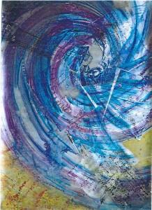 Collective Phenomena painting